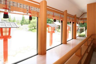 神殿の御廊下