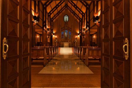 本格的な教会