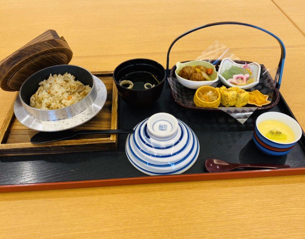 桜坂ホール お食事付見学会
